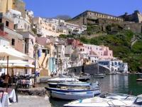 Search holiday homes in Procida